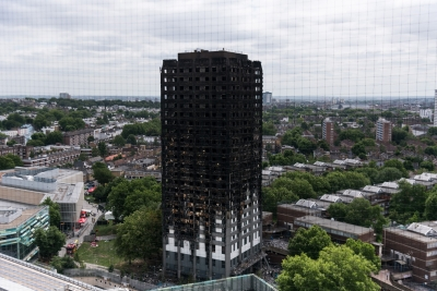 95 buildings fail fire safety tests after Grenfell disaster