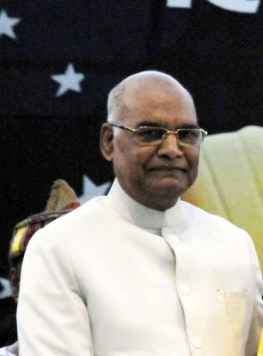 US looks forward to working with Kovind