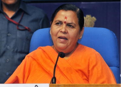 Law to preserve Ganga after due consideration: Uma Bharti (Lead)