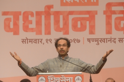 Shiv Sena puts BJP in quandary over Presidential nominee (Second Lead) (With Image)