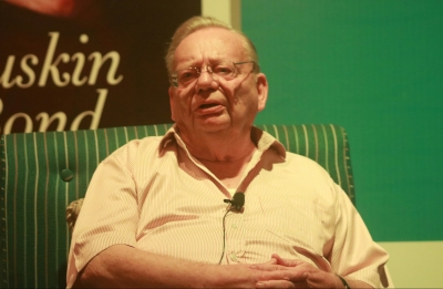 Now, audiobooks by Ruskin Bond