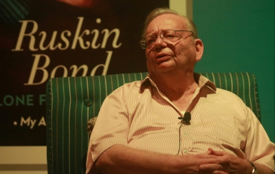 Freedom of expression should not be absolute: Ruskin Bond