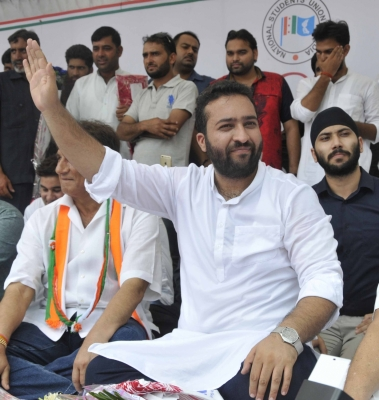 NSUI proposes hike in election expenditure budget