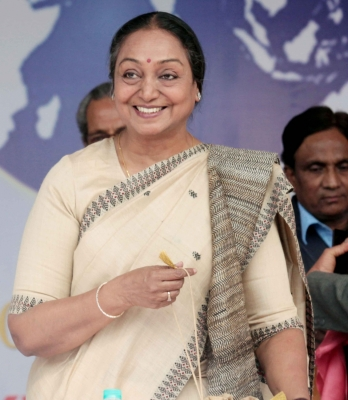 Meira Kumar to file nomination on June 27