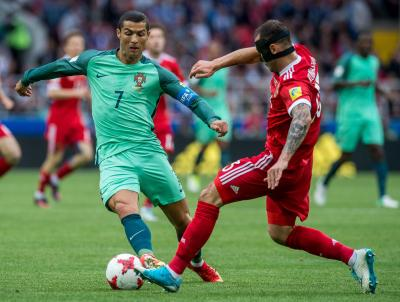 Ronaldo remains coy about his Real future