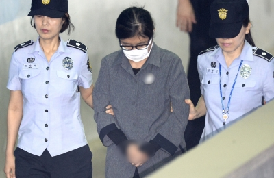 Former S. Korean President s friend jailed for 20 years