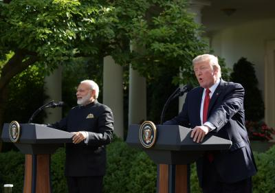 US backs India s stand on OBOR