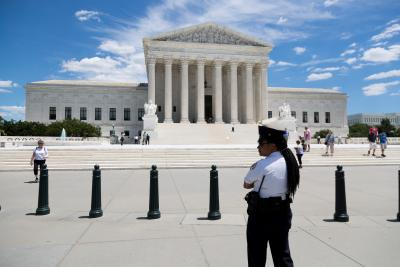 Supreme Court Backs Broad Enforcement Of Travel Ban - For Now