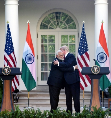 Trump celebrates Diwali, hails relationship with Modi