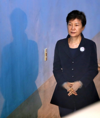 S. Korea prosecution demands 12-year jail term for Park