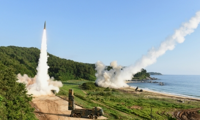 S.Korea, US conduct joint missile drills