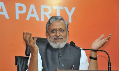 No tie up with JD-U: Sushil Modi