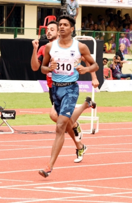India enjoy promising start at Asian Athletics Championships