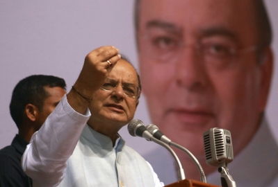 GST realises  one nation, one tax  dream: Jaitley (Lead)
