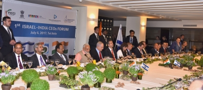 India-Israel CEOs Forum: New chapter in bilateral ties, says Modi (Roundup)