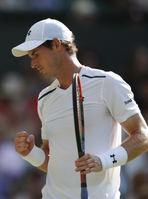 Murray, Nadal reach third round at Wimbledon
