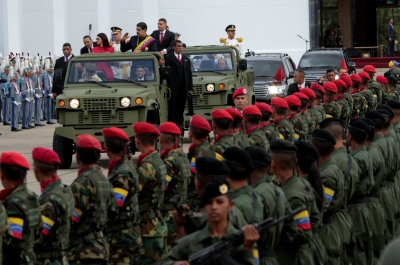 Venezuelans overwhelmingly reject Maduro's constitutional efforts