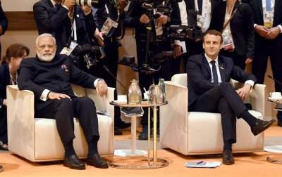Ban countries supporting terrorism from joining G20: Modi