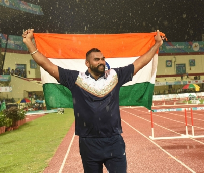 Shot putter Tejinder Toor aims for Asiad title
