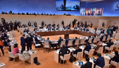 G20 pledges to step up fight against terrorism