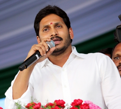Chandrababu Naidu involved in cyber crime: Jagan - Window To News