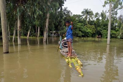 Red Cross says floods affect 16 million in Nepal, India and Bangladesh