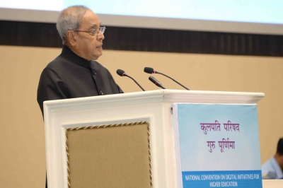 Technology helps bridge education s access-quality divide: President