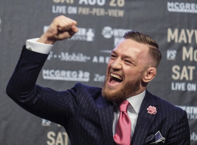 McGregor announces retirement from fighting