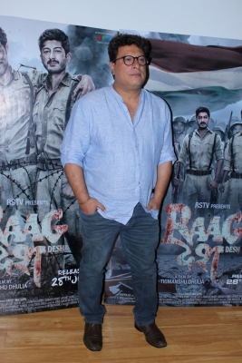Raagdesh  story on INA trials should be welcomed by all: Sumantra Bose
