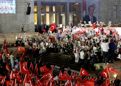Turkey orders detention of 76 academics over failed coup