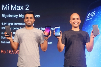 Xiaomi Mi Max 2 Launched in India: Price and Specifications