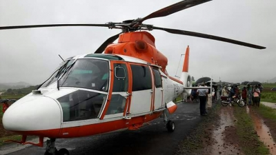 Pawan Hans chopper missing off Mumbai, 5 on board