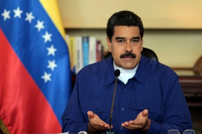 Venezuelan Army Backs President Maduro Against American 'Interference'