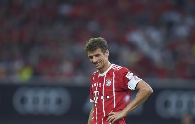 Bayern has talent to fill big boots of Robben & Ribery: Muller