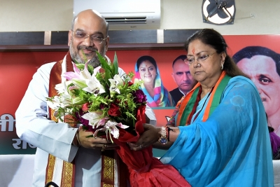 BJP will unbeatable in Rajasthan: Amit Shah