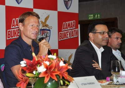 Teddy Sheringham: Great opportunity for ATK to win ISL