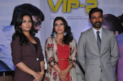 VIP 2: Lalkar : High on drama, low on emotions (IANS Review, Rating: **1/2)