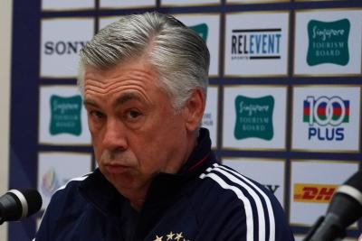 Ancelotti defends team selection after PSG defeat