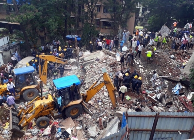 Mumbai building collapse: 9 people killed, 19 extracted out