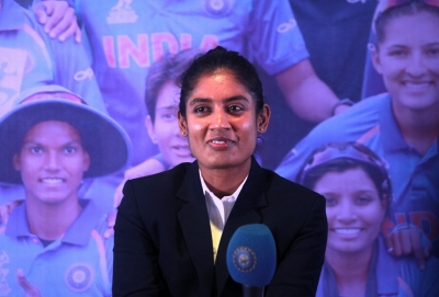 Mithali Raj's life to be portrayed on-screen now