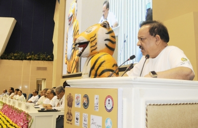 """7th World Tiger Day celebrated in India"""""""