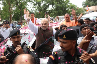 BJP, only party with internal democracy: Shah