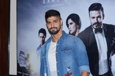 Tanuj Virwani directs short film amid COVID-19 pandemic