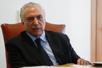 No plan to run for President again: Temer