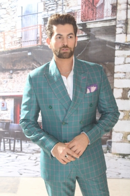 Shooting for  Saaho  was amazing: Neil Nitin Mukesh