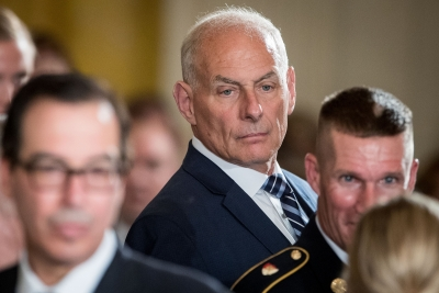 White House Chief of Staff may resign soon: Report
