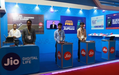 Jio adds 84.45 lakh new users in August