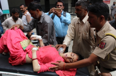 Killed, 6 Injured As Tempo Falls Into Gorge In Jammu