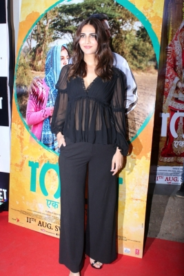 Don t want to look sloppy while stepping out: Vaani Kapoor