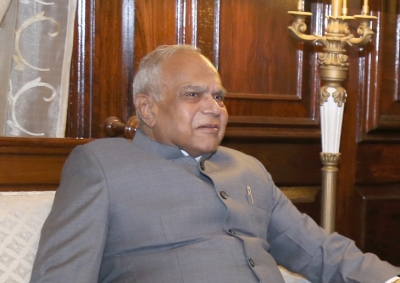 Purohit sworn in as TN Governor (Lead)